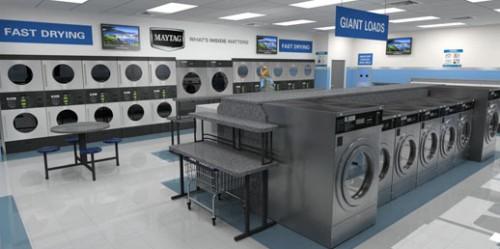 Membuka Bisnis Coin Laundry
